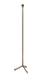 Vloerlamp 30x30x131 cm DENNIS antiek brons