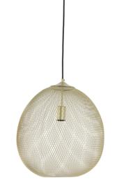Hanglamp Ø40x45 cm MOROC goud
