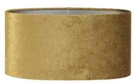 Kap ovaal recht smal 45-21-22 cm GEMSTONE goud