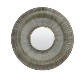 Spiegel Ø76 cm TOWA antiek brons
