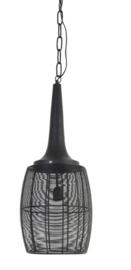 Hanglamp Ø30x75 cm ARDELLA zwart