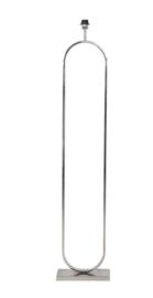 Vloerlamp 30x15x140 cm JAMIRI nikkel