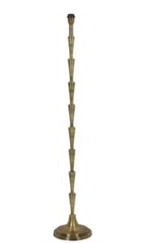 Vloerlamp Ø25x134,5 cm BUTIA antiek brons