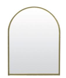 Spiegel 60x3,5x80 cm FERES oud brons