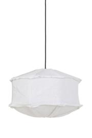 VT Wonen Hanglamp 60x60x40 cm TITAN wit