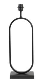 Lampvoet 21x13x55 cm JAMIRI mat zwart