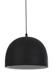 VT Wonen by Light & Living Hanglamp Ø31x26 cm SPHERE mat zwart