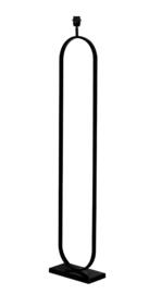 Vloerlamp 30x15x142 cm JAMIRI mat zwart