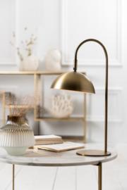 VT Wonen-Tafellamp LED 28x20x51 cm JUPITER antiek brons