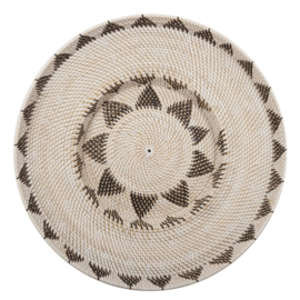 Rattan Wall Decoration L