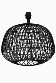 Lampvoet Ø40x33,5 cm ALWINA mat zwart