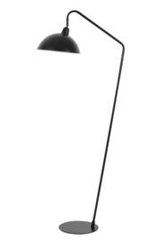 VT wonen-Vloerlamp 53,5x30x150 cm ORION mat zwart