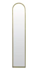 Spiegel 28x3,5x140 cm FERES oud brons