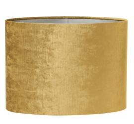 Kap ovaal recht 30-30-25 cm GEMSTONE goud