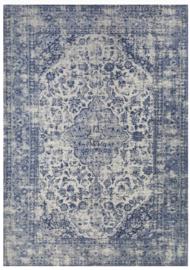 Vintage Blue Vloerkleed