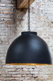 Hanglamp Zwart/Goud