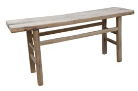 Wandtafel primitief plank 183x44