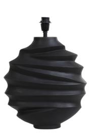 Lampvoet 39x13x51 cm SHARON mat zwart