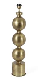 Lampvoet Ø17x70 cm JADEY antiek brons