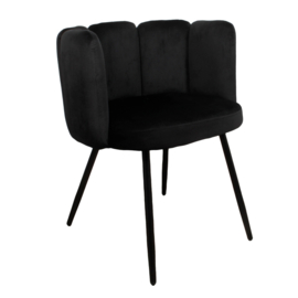 High Five Chair Black