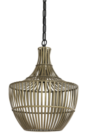 Hanglamp Ø47x62,5 cm STELLA antiek brons