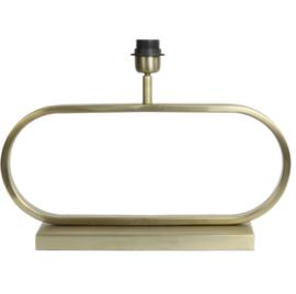 Lampvoet 47x13x27 cm JAMIRO licht goud