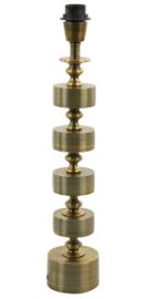 Lampvoet Ø10x52 cm GODY antiek brons
