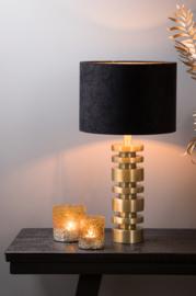 Lampvoet Ø10,5x35 cm DESLEY mat goud