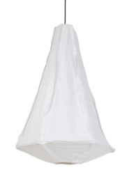 VT Wonen-Hanglamp Ø60x95 cm TORCH wit