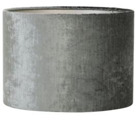 Kap cilinder 30-30-21 cm GEMSTONE antraciet