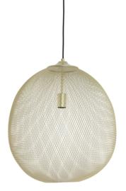 Hanglamp Ø50x58 cm MOROC goud