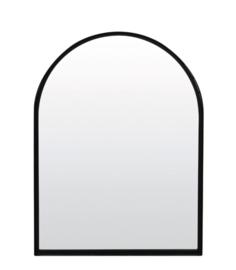 Spiegel 60x3,5x80 cm FERES mat zwart