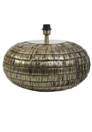 Lampvoet Ø46x27 cm KYMORI antiek brons