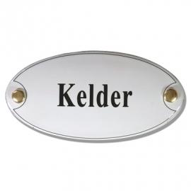 Emaille standaard Kelder