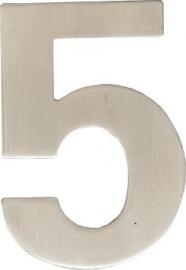 Huisnummer 5. art nr. 1305
