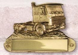 Messing Vrachtwagen scania
