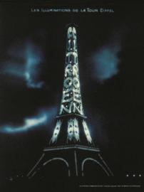 Tour Eiffel ollumination Citroen