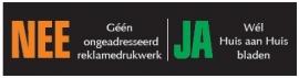 Sticker reclame artnr.sr1922