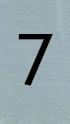 Aluminiumlook nummerbordje 7