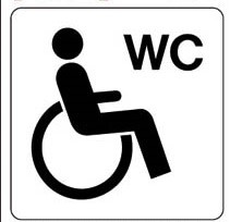 invaliden wc