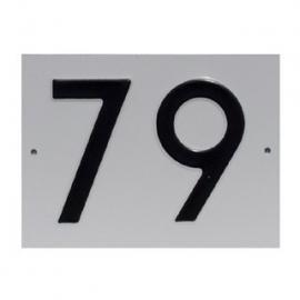 Nummerplaatjes NEN 1774