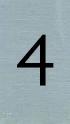 Aluminiumlook nummerbordje 4