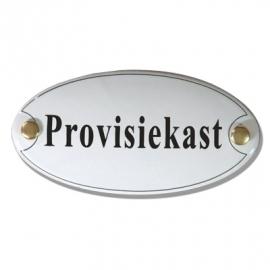 Emaille standaard Provisiekast