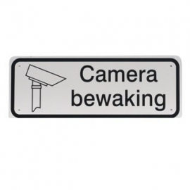 camera bewaging