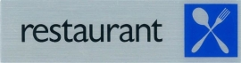 Aluminiumlook Artnr.4609 restaurant