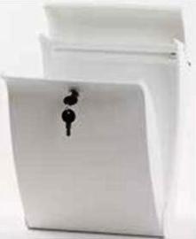 Kunststof brievenbus