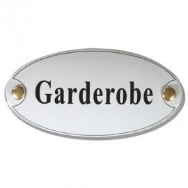 Emaille standaard Garderobe