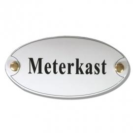 Emaille standaard Meterkast