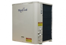 Zwembadwarmtepomp 21.000 Watt Voor zwembaden tot 100 M³ inhoud. 400 volt