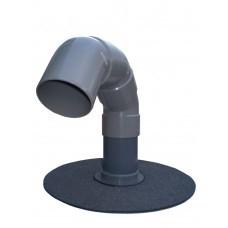 Dakdoorvoerset ø 110 mm